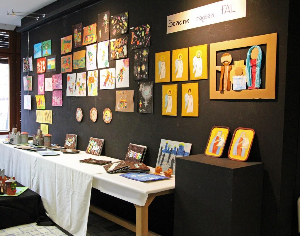 """Lissone     04/03/2017 palazzo Terragni - mostra collettiva d'arte """"Bello è"""" org.Club donna """"N.Ginzburg""""-FAL-La Bottega-RSA Agostoni"""